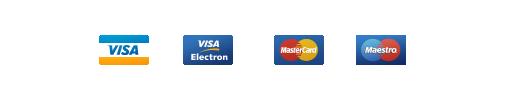 Securion pay logos