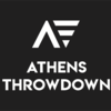 Logo athens throwdown
